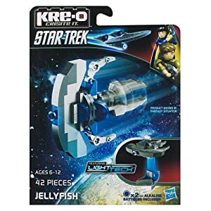 KRE-O Star Trek Jellyfish Construction Set (A3371)