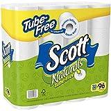 Scott Naturals Tube-Free Bath Tissue, 32 Count