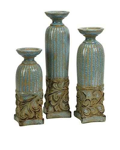 Set of 3 Rios Candleholders
