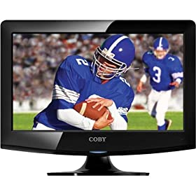 "Coby TFTV1225 12"" Class Widescreen LCD TV"