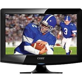 "Coby TFTV1225 12"" Class Widescreen LCD TV"