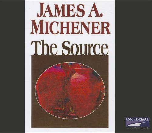 THE SOURCE (UNABRIDGED- 44 CDs) (James Michener Centennial compare prices)