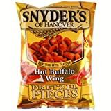 Snyder's Pretzel Pieces - Hot Buffalo Wings