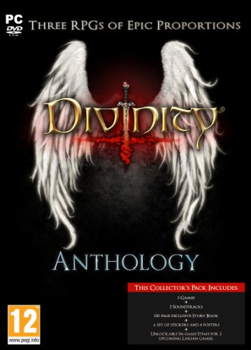 The Divinity Anthology: Collectors Edition  (PC)