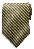 Nautica Men's Necktie, Stripe Brown