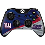 Skinit York Giants Xbox One Controller Skin - NFL Skin - Ultra Thin, Lightweight Vinyl Decal Protection