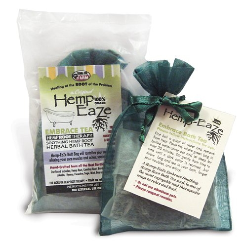 Hemp-EazeTM Embrace Bath Tea 3 Pack
