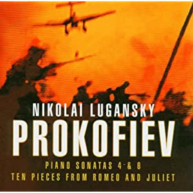 Prokofiev : 10 Pieces from Romeo and Juliet Op.75 : X Romeo Bids Juliet Farewell