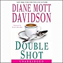 Double Shot Audiobook by Diane Mott Davidson Narrated by Barbara Rosenblat