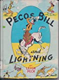Pecos Bill and Lightning