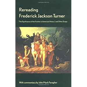 turner frontier thesis text Frederick jackson turner's frontier thesis the following viewpoint, written in 1942, remains a cogent critique although pierson directly criticizes turner's.