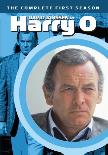 DVD : Harry O: The Complete First Season