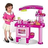 Cuisine-complte-enfant-machine--laver-lave-vaisselle-four-jouet-dnette-cuisinire-fille
