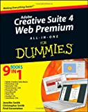 Jennifer Smith Adobe Creative Suite 4 Web Premium All-in-one For Dummies