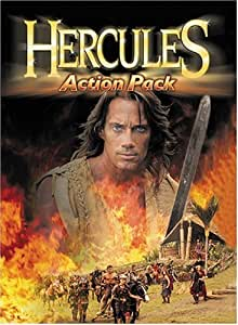 Hercules Action Pack (Full Screen) [4 Discs]