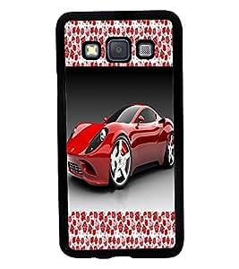 Printvisa 2D Printed Car Designer back case cover for Samsung Galaxy A3 A300F- D4176
