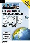 Der neue Fischer Weltalmanach & Atlas...