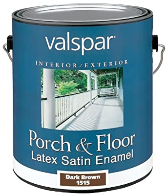 Valspar Interior And Exterior Latex Porch Floor Enamel House Paint Industrial