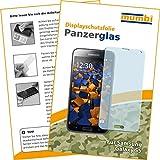 mumbi Panzerglasfolie Samsung Galaxy S5 / S5 Neo Glasfolie Hartglas 9H