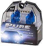 Putco 230004NB Premium Automotive Lighting Nitro Blue Halogen Headlight Bulb