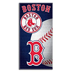 Boston Red Sox Northwest Beach Towel
