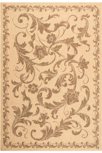 Huntleigh Area Outdoor Area Rug, 1'8