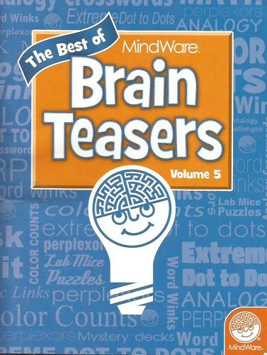 Image for The Best of MindWare Brain Teasers: Volume 5