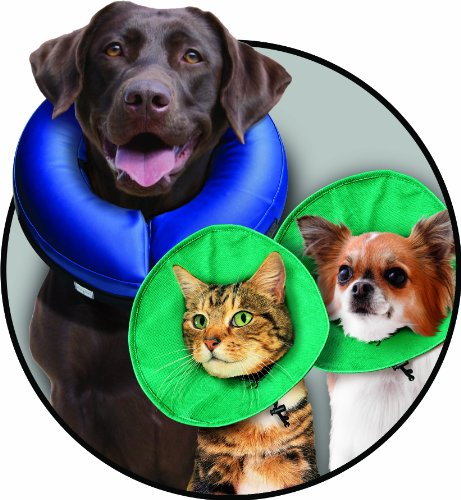 KONG EZ Soft E-Collar for Cats and Dogs, Extra-Small New ...