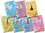 Daisy Meadows Rainbow Magic Dance Fairies Collection - 7 Books RRP £34.93 (50: Bethany the Ballet Fairy; 51: Jade the Disco Fairy; 52: Rebecca the Rock 'n' Roll Fairy; 53: Tasha the Tap Dance Fairy; 54: Jessica the Jazz Fairy; 55: Saskia the Salsa Fairy