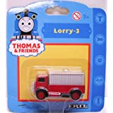 2000 Ertl Thomas The Tank Engine & Friends Lorry 3 Red/Gray #68