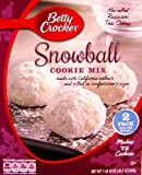 Betty Crocker Snow Ball Cookie Mix, 28.2 Ounce