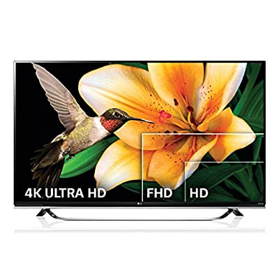 LG 43UF690T Gold 109 cm (43 inches) Ultra HD Smart LED TV(IPS panel)