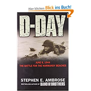 5 cds D-DAY by STEPHEN E AMBROSE read by the author 6 HOURS