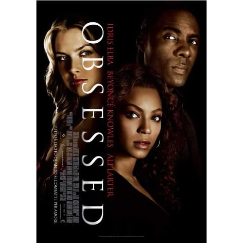 Amazon.com: Obsessed Movie Poster (11 x 17 Inches - 28cm x 44cm) (2009