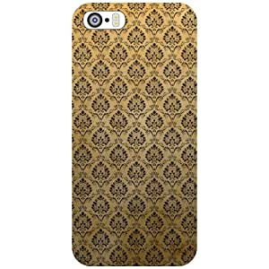 Printland Back Cover For Apple iPhone 5S - Feel Good Phone Cover (Printed Designer)
