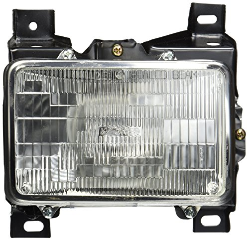 Depo P-H006C Chevrolet S10 Passenger Side Replacement Headlight Assembly (S10 Headlight Covers compare prices)