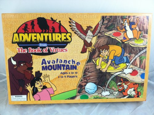 Adventures From the Book of Virtues: Avalanche Mountain