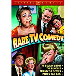 Rare TV Comedy: Beulah / The Ruggles / Behind The Scenes / Pecks Bad Girl