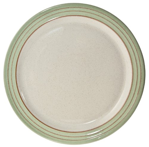 Denby Dinner Plat, Orchard Green, Set Of 4