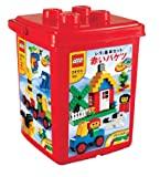 レゴ 基本セット 赤いバケツ (ブロックはずし付き) 7616
