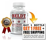 BELDT: Force Thermogenic - Best-Selling Fat Burner for Weight Loss, Energy, Focus, Metabolism, Appetite Control, & Mood - Plus The ONLY Fat Burner That Also Offers Respiratory Support To Help Users Breathe Easier For Enduring Those Long, Hard Bouts Of Cardio - New Formula!