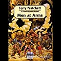 Men at Arms: Discworld #15 (       UNABRIDGED) by Terry Pratchett Narrated by Nigel Planer
