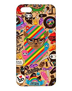 Crackndeal Back Cover for Apple Iphone 5/ 5s