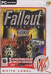 Fallout Collection (Fallout, Fallout Tactics, Fallout  A Post Nuclear RPG)
