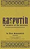 img - for RASPUTIN: The Memoirs of his Secretary book / textbook / text book