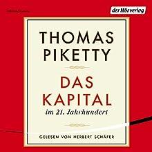 Das Kapital im 21. Jahrhundert (       ungekürzt) von Thomas Piketty Gesprochen von: Herbert Schäfer