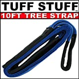 Tuff Stuff 10' Tree Saver Winching Strap W/ Storage Bag