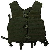 Condor Tactical Mesh Hydration Vest - Olive Drab
