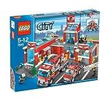 レゴ シティ 消防署 7945