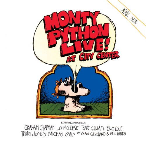 Monty Python - Live At City Center - Zortam Music